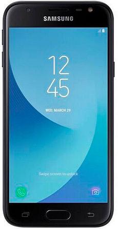 Galaxy J3 (2017) Dual SIM 16GB noir