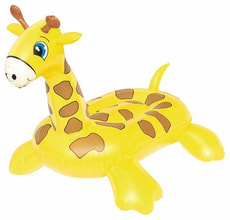 Giraffe Pool Float