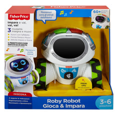 Fisher-Price Roby Robot (I)