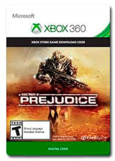Xbox 360 - Section 8: Prejudice