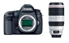 EOS 5D Mark IV + EF 100-400mm L