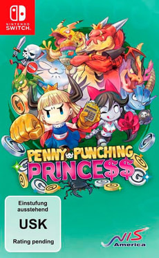 NSW - Penny-Punching Princess D