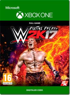 Xbox One - WWE 2K17 Digital Deluxe