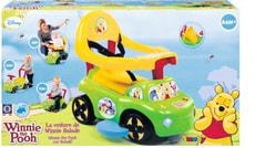 Winnie Puuh Auto Balade 2-in-1 Rutscher