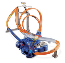 W13 HOT WHEELS LOOPING ACTIONPARK X9286