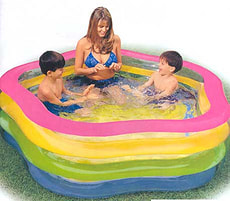 Sommer Colors Pool