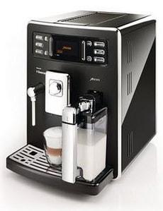 Saeco HD8942/12 Xelsis Focus Black Kaffe