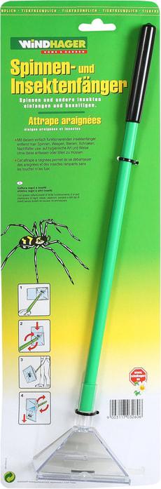 Spinnen- und Insektenfänger