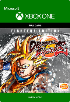 Xbox One - DRAGON BALL FighterZ - FighterZ Edition