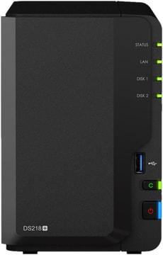 DiskStation DS218+ NAS Leergehäuse