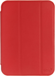 eReader Cover Cuir rouge