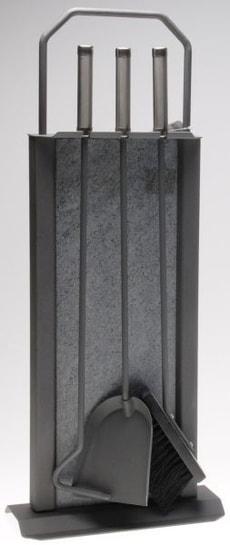 Kamingarnitur Speckstein