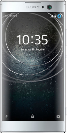 Xperia XA2 32GB Ultra Silver