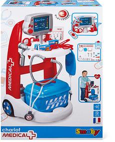 Elettronico medico carrello
