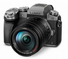 Lumix G70, 14-140mm Kit