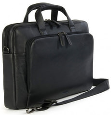 "One Premium Slim Bag 15,6"" - noir"