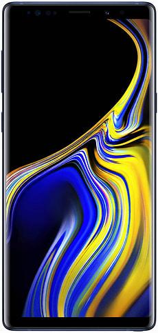 Galaxy Note9 Dual SIM 128GB Ocean Blue
