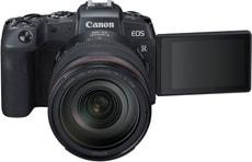 EOS RP + RF 24-105mm + EF-EOS R Adapter