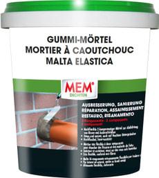 Gummi-Mörtel, 1 kg