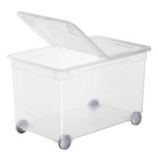 SE-2ER-SET CLEAR BOX SPLITO 4 ROLLEN