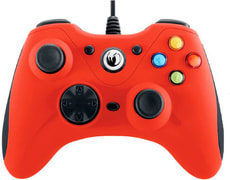 PC - GC 100XF Gaming Controller rosso