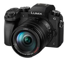 Panasonic Lumix G70 +14-140mm schwarz Sy
