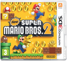 3DS - New Super Mario Bros. 2