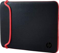 Sleeve Chroma Reversible 15,6'' nero / rosso
