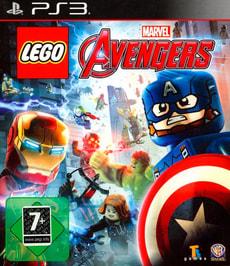 PS3 - LEGO Marvel Avengers