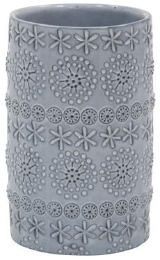 Bicchiere Relief Grey