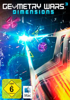 "PC Geometry Wars"" 3: Dimensions"