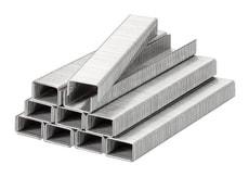 Agrafes, fil acier fin, 11,4 mm x 8 mm