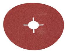 CUT-FIX® Disques à poncer en fibres, pour métal, 125 x 22, en vrac