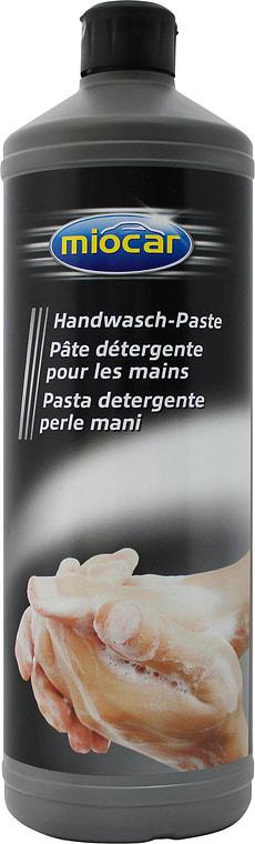 Pâte détergente pour les mains