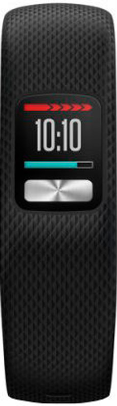 Vivofit 4 Fitness-Tracker - schwarz