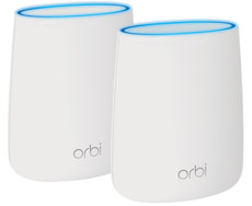 Orbi AC2200 WiFi Kit RBK20-100PES (1x Router, 1x Satellit)