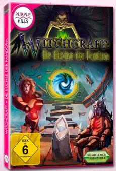 PC - Purple Hills: Witchcraft - Die Büchse der Pandora (D)