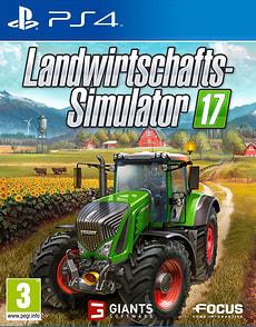 PS4 - Landwirtschafts-Simulator 17