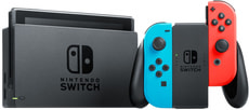 Console Switch Neon-Rouge/Neon-Bleu