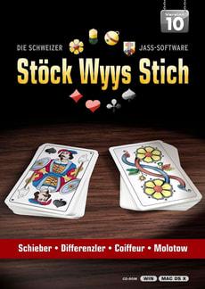 PC/Mac - Stöck Wyys Stich 10 (Schieber, Coiffeur, Differenzler, Molotow)