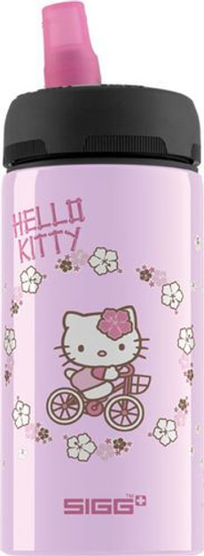 SIGG KIDS 0.4L NAT HELLO KITTY BIKE