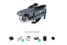 Mavic Pro Fly More Bundle
