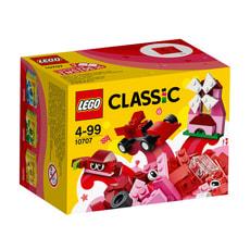 LEGO Classic Kreativ-Box Rot 10707