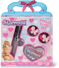 Starmodel Pretty Body Set