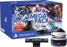 VR Headset Megapack  inkl. Camera & 5 Spiele