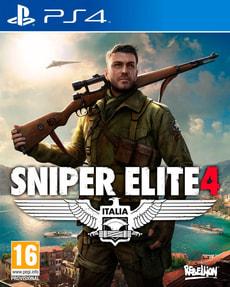 PS4 - Sniper Elite 4 Italia