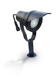 EASY CONNECT LED Projecteur aluminium noir, 6,5 W