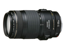 EF 70-300mm f4-5.6 IS USM Objetif