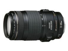 EF 70-300mm f4-5.6 IS USM Objetif