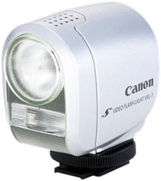 VFL-1 - Lampe sur vidéo